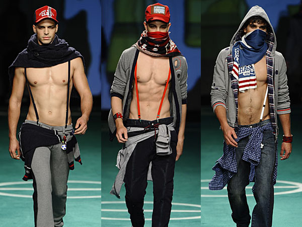 Too Hot For Monday: The Boys At Frankie Morello