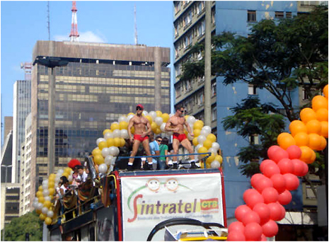 Pride 2008: At Avenida Paulista